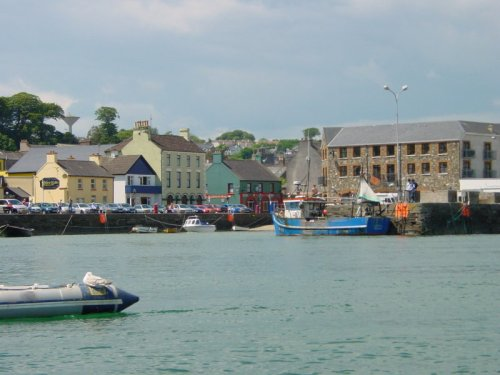 The quays at Youghal