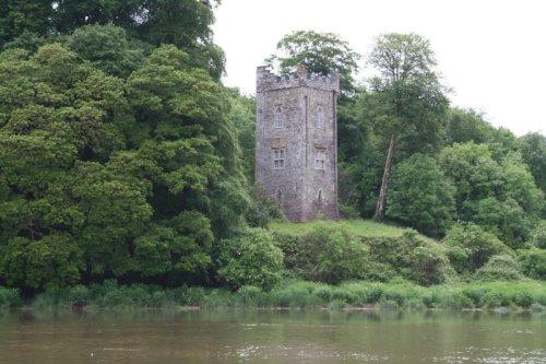 Strancally Castle