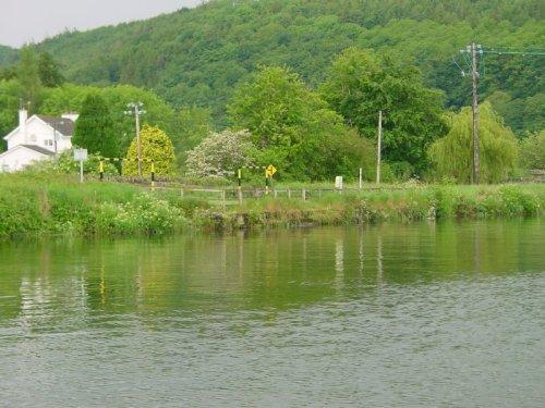 The steamer quay