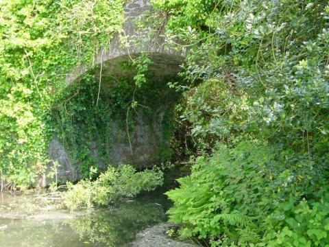 Lismore Canal bridge