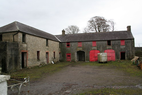 The Rockville stable block