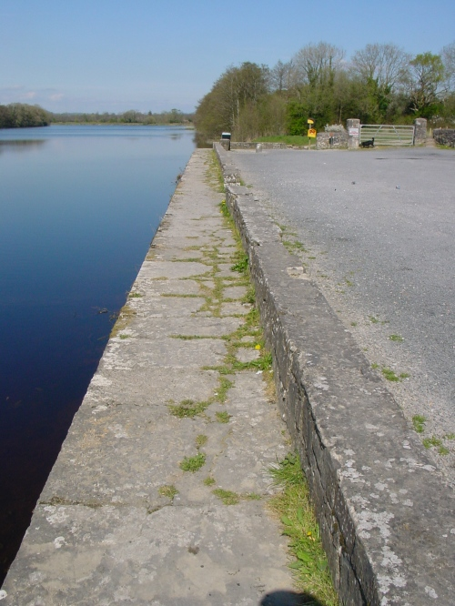 The quay at Castleconnell