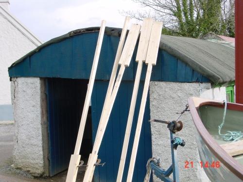 John-Joe Quigley's boatshed