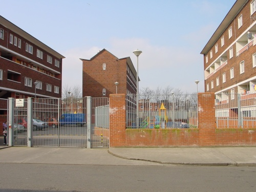 Basin Street flats