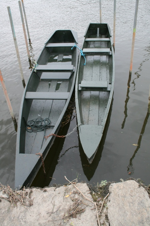 Nore cots afloat (June 2009)