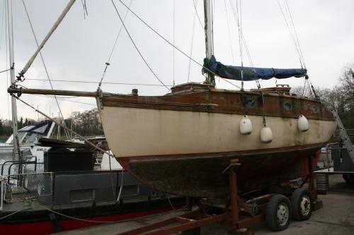 Draiocht at Shannon Sailing, Dromineer, Lough Derg