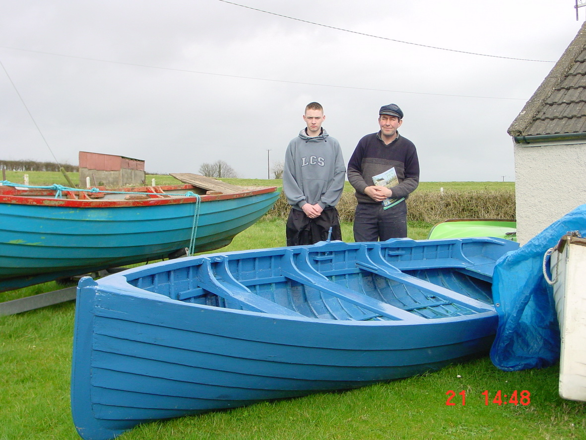 Traditional boats and replicas | Irish waterways history