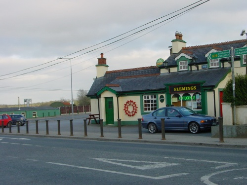 This pub identifies the Newtown crossroads. The grid pattern of the roads, as shown on the early maps, can still be seen, but there are few reminders of the coal-pits
