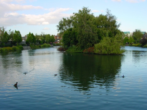 The Blessington Street Basin 1
