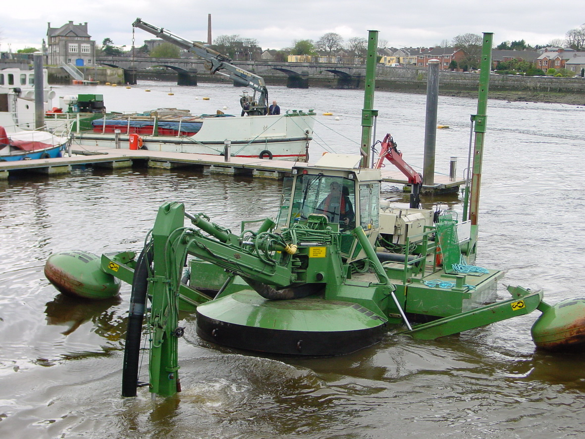 Waterways Ireland Workboats Irish Waterways History