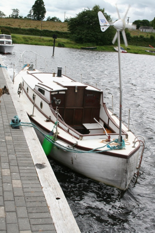 Unnamed boat at Portrunny 1