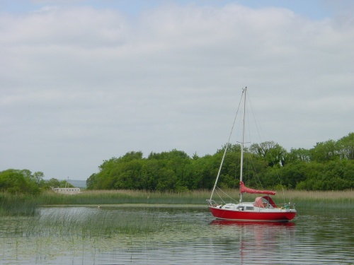 Moored at Kilgarvan