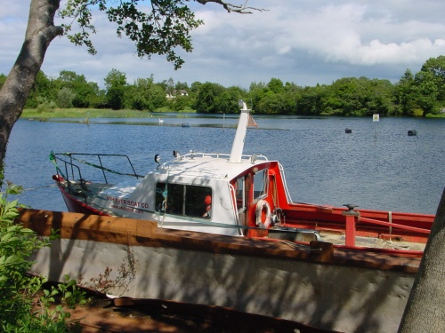 Aghinver Boat Company workboat