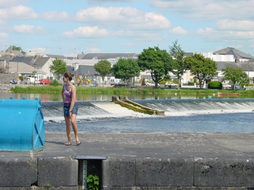 Athlone weir