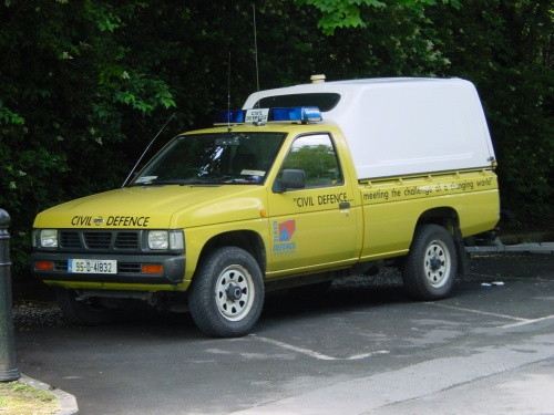 Civil Defence 4WD 1 (July 2009)