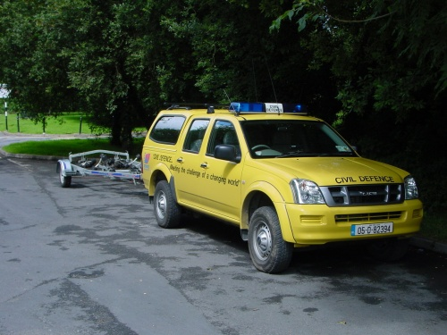 Civil Defence 4WD 2 (July 2009)