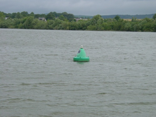 Morris buoy below Fiddown