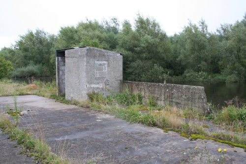 The loo on the quay at Ballylynch