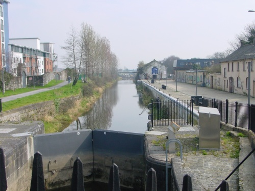 Canal harbour, Limerick