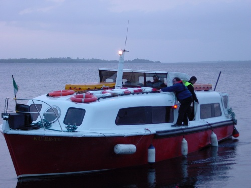 Ku-ee-tu in Garrykennedy on Lough Derg