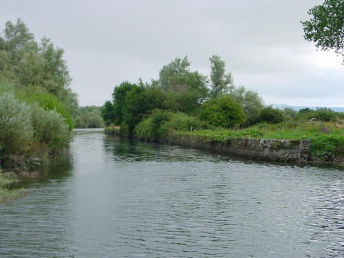 The short navigation cut