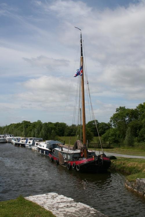 Nieuwe Zorgen below Lock 35