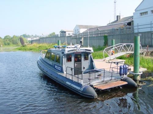PSNI boat