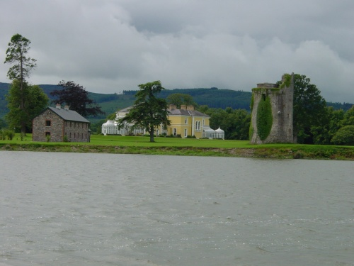 Rocketts Castle and Russian House