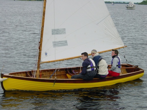 Shannon One-Design on Lough Ree