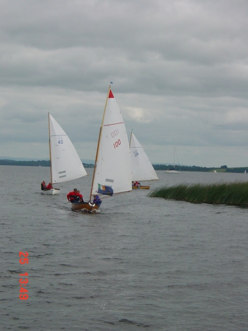 Shannon One-Designs at Cloondavaun on Lough Derg