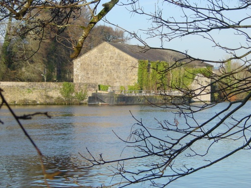 The marble mill in Killaloe