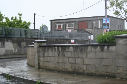 The site of the distillery