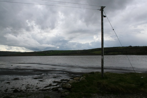 The electricity supply to the old quay