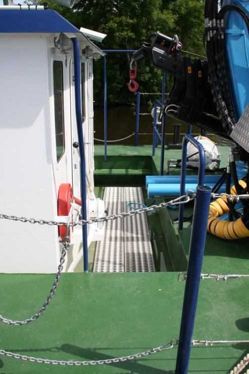 Manual bilge-pump