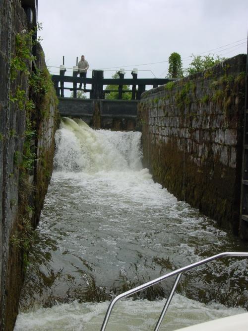 Filling Lock 24 Barrow Line 1