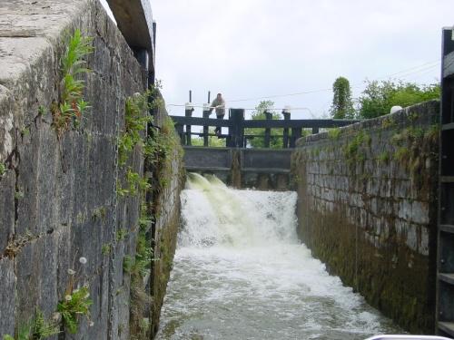 Filling Lock 24 Barrow Line 2