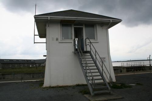 The lockhouse