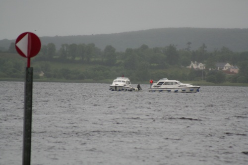 Casting off the tow