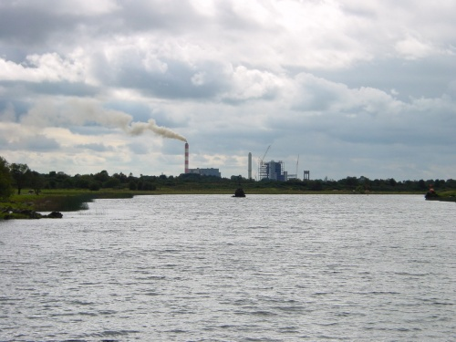Shannonbridge from the north (2003)
