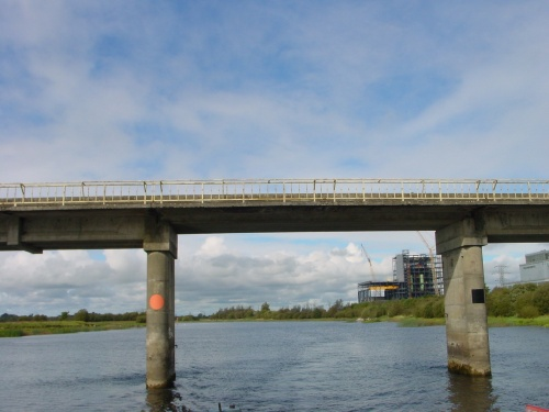 The railway bridge from the south (2003)