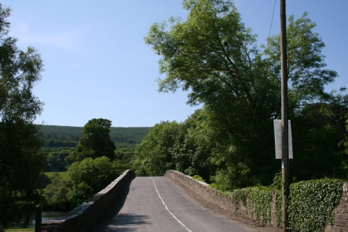 The bridge at Kilsheelan