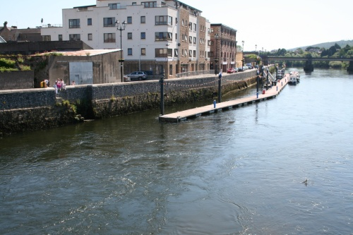 The quays in Carrick (2009)