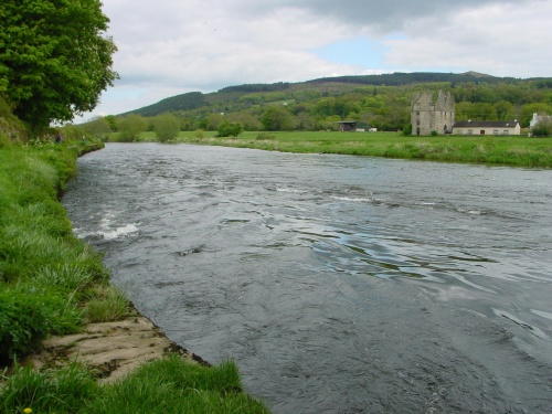 Downstream of Sir Thomas's Bridge (2005)