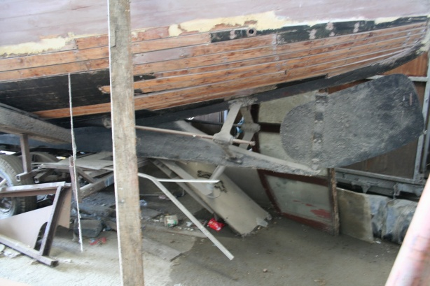 how to build a small wooden boat step by step