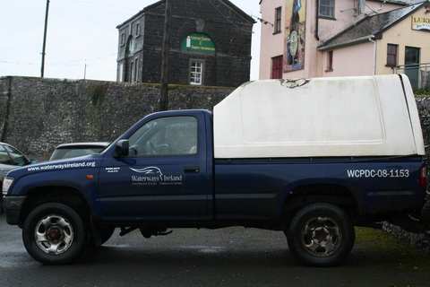 WI van at Shannonbridge December 2012_resize