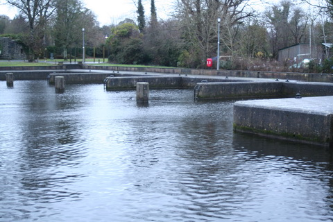 Portumna Castle Harbour December 2012