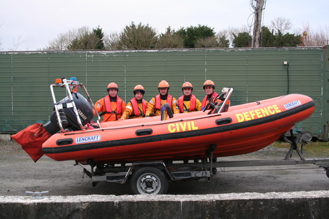 North Tipp Civil Defence RIB at Dromineer 07_resize