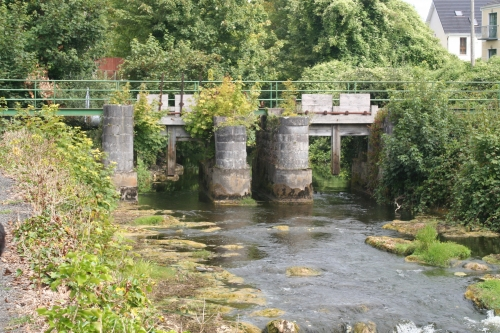 House Building History Bridge Of Weir