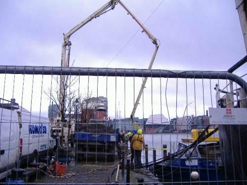 cement pumping (Paul Quinn)