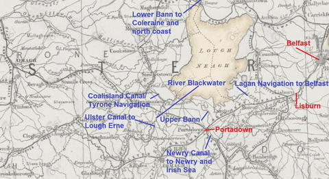 Lough Neagh and associated waterways